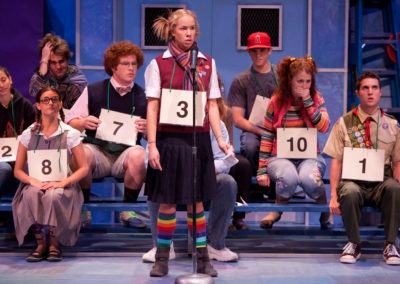 The 25th Annual Putnam County Spelling Bee - Arizona Repertory Theatre